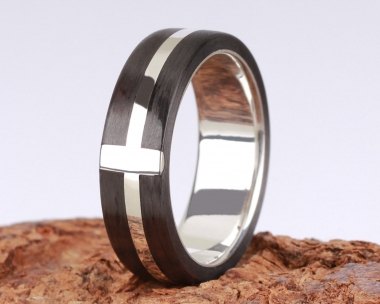 6th Edition Carbon Ring